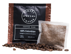 Coffee bag, Barista Choice, Cafitiere style, in cup