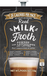Real Milk Froth