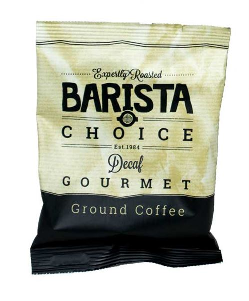Filter Coffee, Barista Choice, 50x55g, Decaffinated Coffee