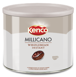 Instant Coffee, Kenco Millicano