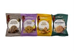 Biscuits, Walkers, Assortment, 4 flavours