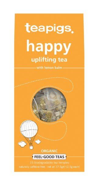 Tea, Teapigs, Tea Temples, Happy