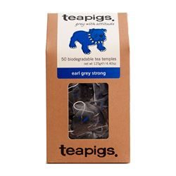 Tea, Teapigs, Tea Temples, Earl Grey Strong