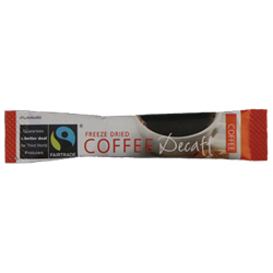 Coffee Sticks, Fair-trade, Decaffeinated