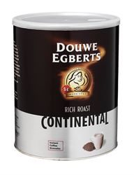 Instant Coffee, Douwe Egberts, Rich Roast